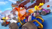 Официальный сайт намекает на выход Crash Team Racing Nitro-Fueled на PC