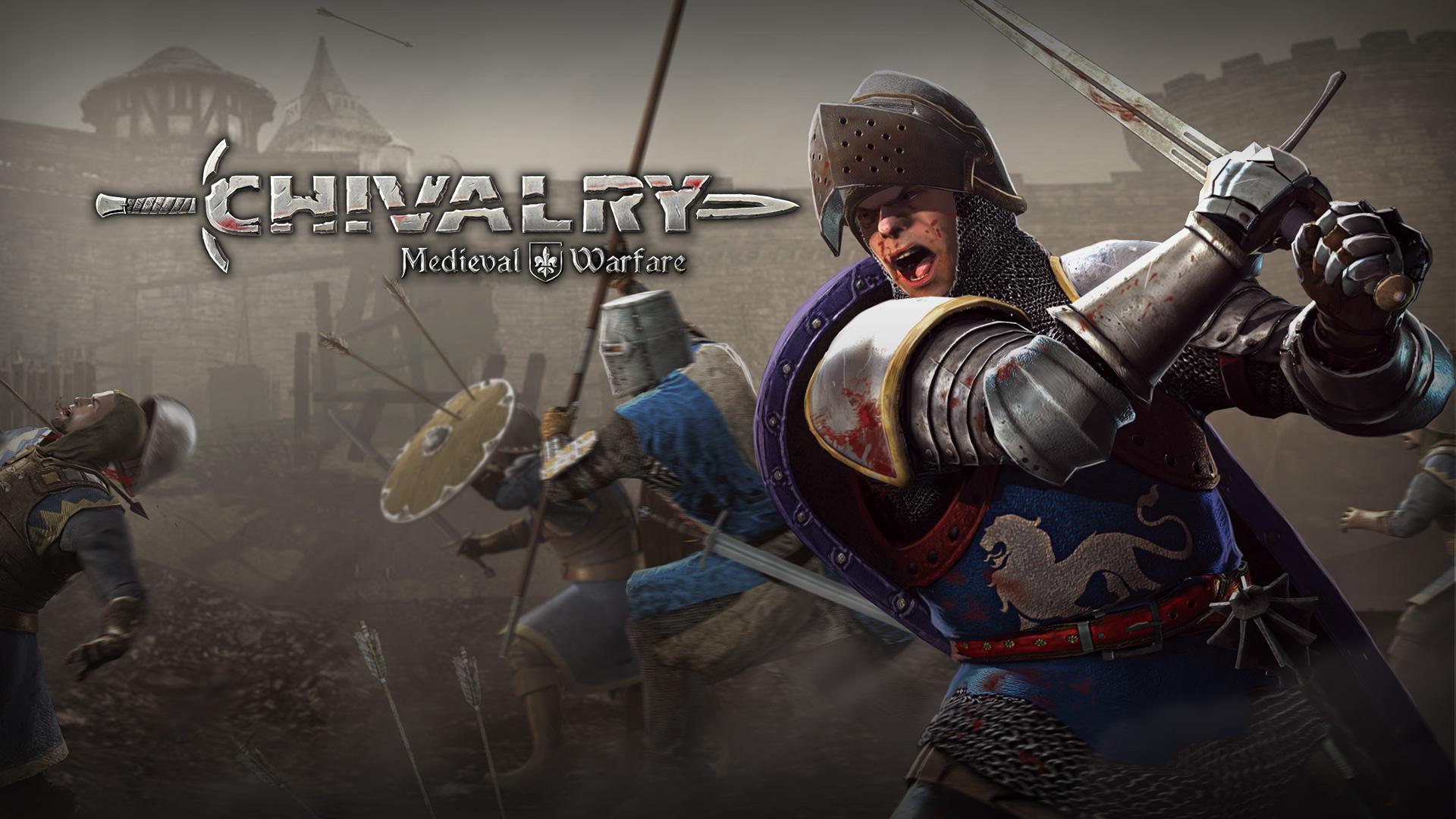 Chivalry medieval warfare ( 2012 / rus / eng /лицензия) скачать.