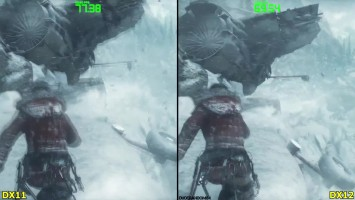GTX 1080 DX12 Vs DX11 Rise Of The Tomb Raider 1440p Frame Rate