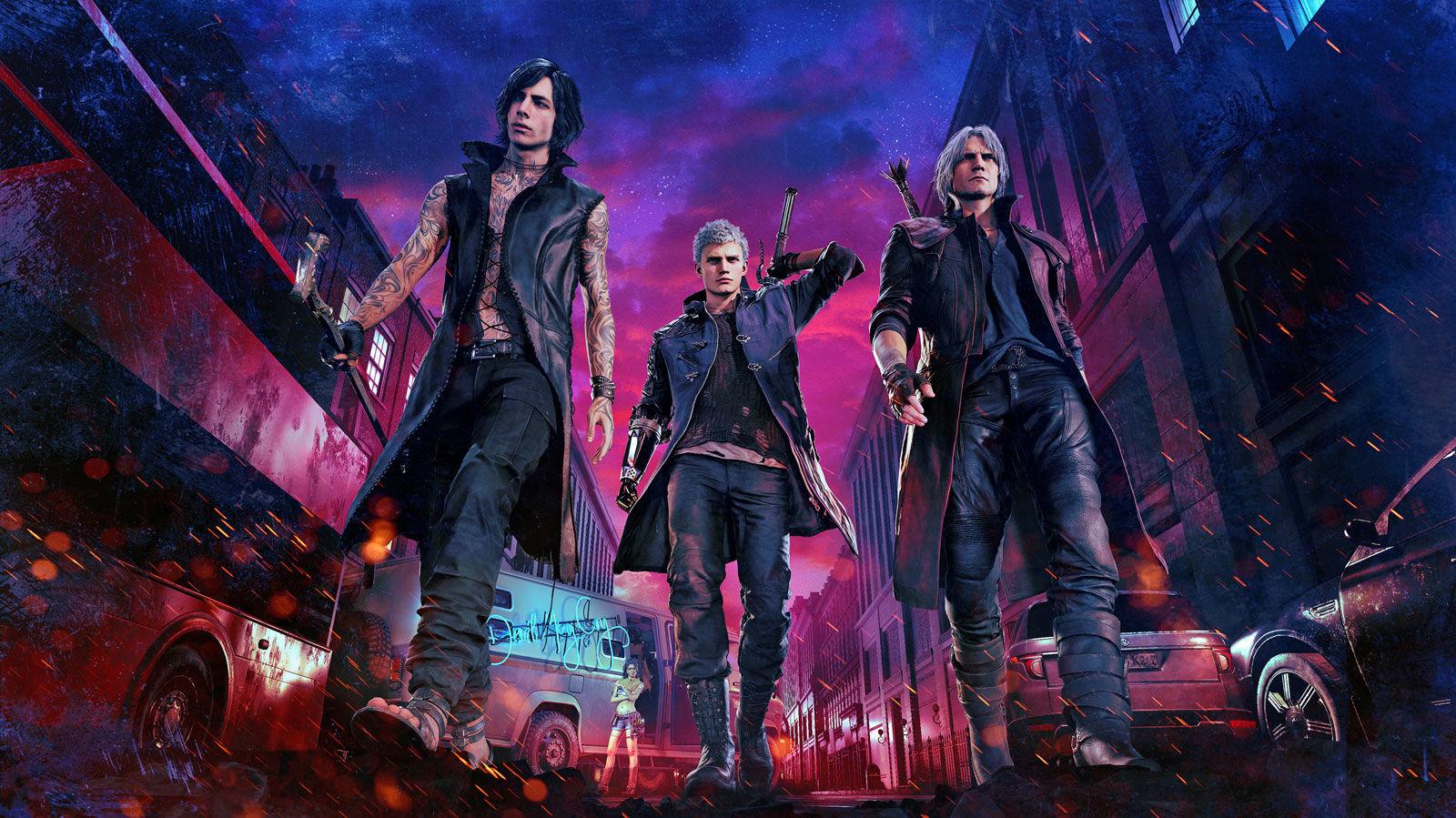 Resident Evil 7 и Devil May Cry 5 могут выйти на следующем поколении консолей