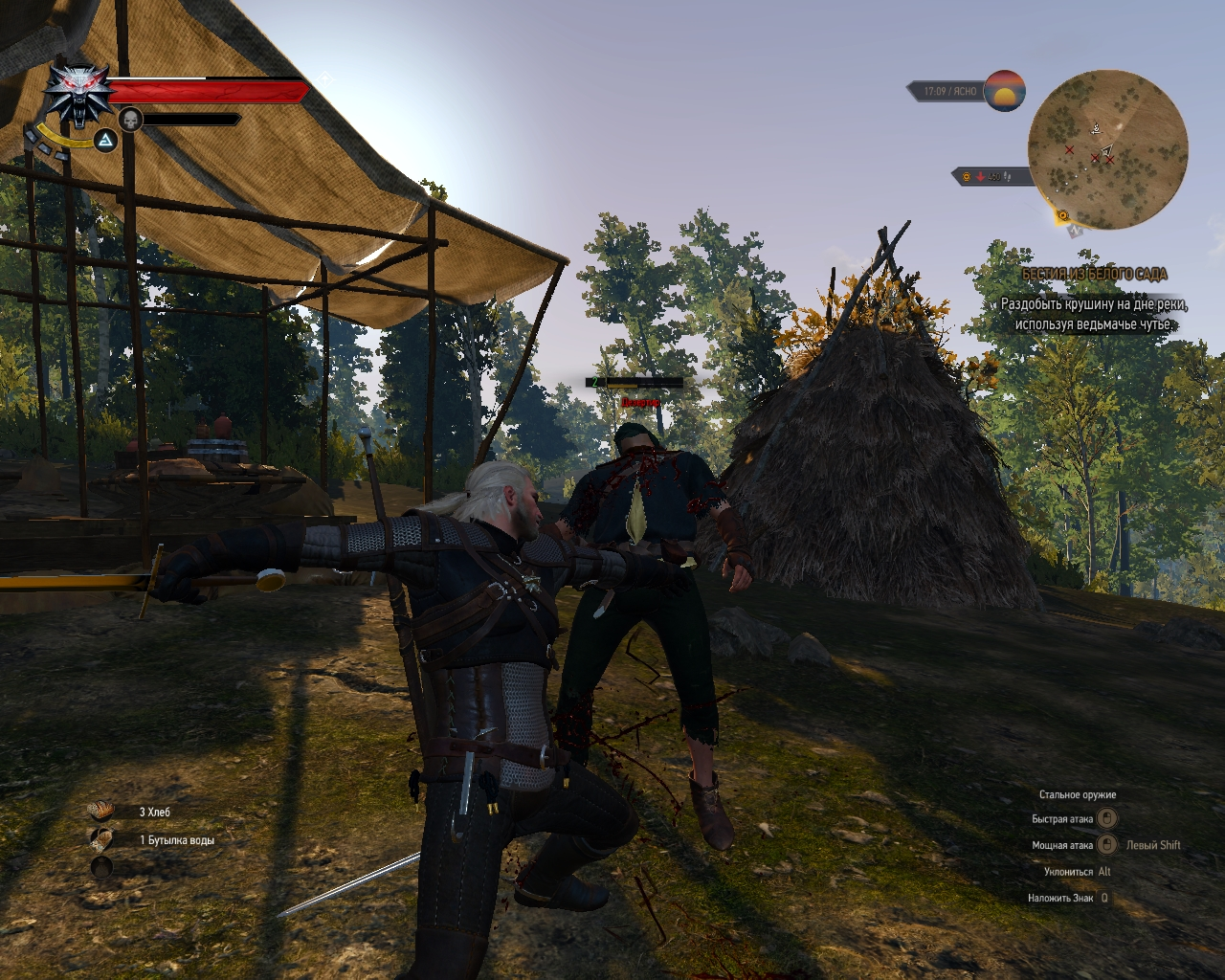 how to kill drowners the witcher 3
