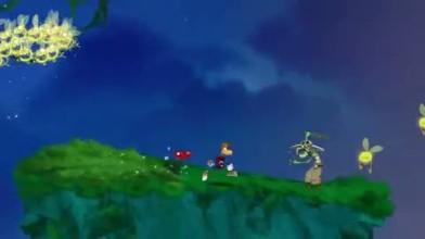 "Rayman Jungle Run ""Релизный трейлер"""