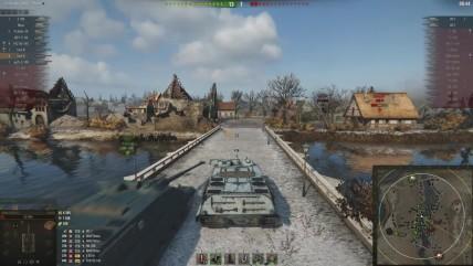 World of Tanks - Замена Waffentrager auf E 100? AMX 50 Foch B