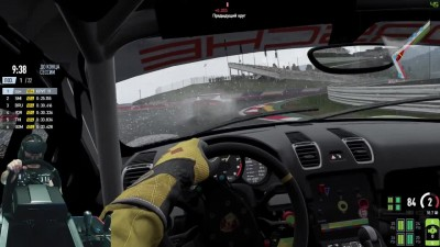Успешное начало карьеры на Porsche Cayman GT4 ClubSport MR на Red Bull Ring National Project Cars 2