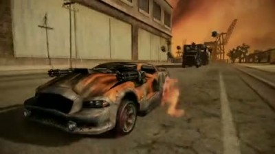 "Twisted Metal ""PAX 2011: Dollface Trailer"""