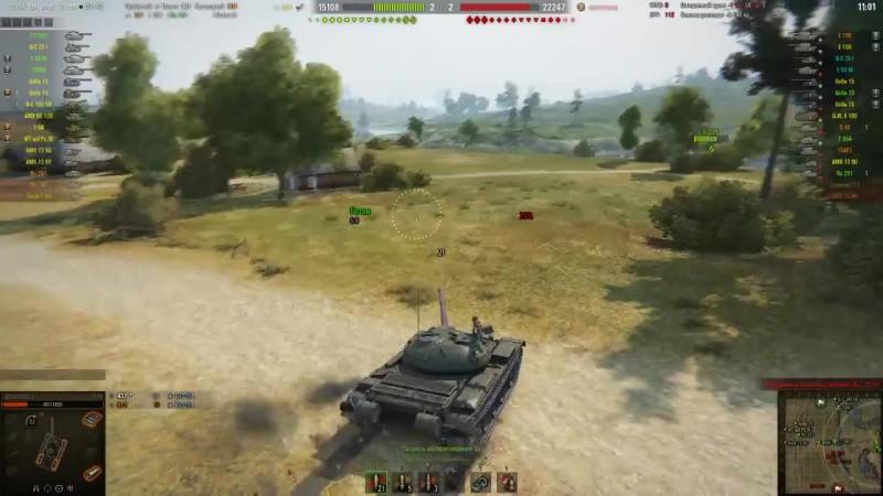 Массовое безумие, они сошли с ума! Бешеные олени World of Tanks