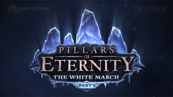 Pillars of Eternity - объявлена дата выхода The White March - Part I
