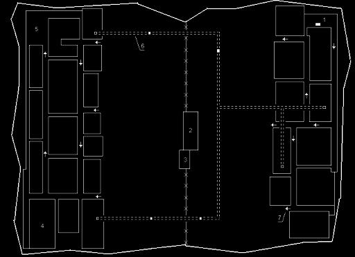 Схема игровой карты (кликните