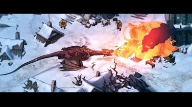 Thronebreaker: The Witcher Tales | Трейлер запуска на PS4