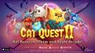 Официальный релизный трейлер Cat Quest 2
