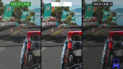 Forza Horizon 3 |Сравнение графики ONE X vs PC vs ONE