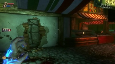 Пасхалки в BioShock [Easter Eggs]