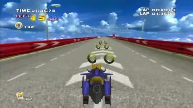 Обзор игры : sonic adventure 2