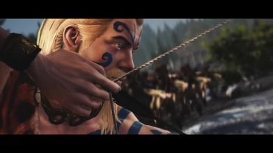 Трейлер Total War: Arena - полководец Амбиорикс