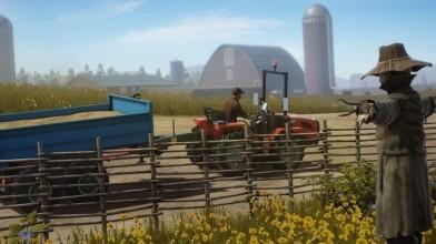 Сельскохозяйственный симулятор Pure Farming 2018 выйдет на PlayStation 4 и Xbox One