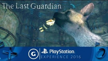 Трейлер The Last Guardian с PlayStation Experience