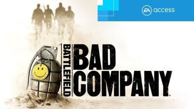 Battlefield: Bad Company появилась в EA Access