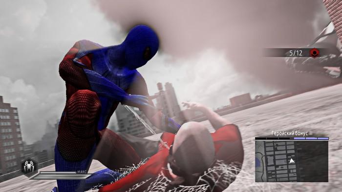 Скачать Русификатор Spider Man Ultimate