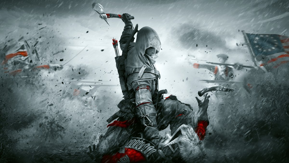 Assassin's Creed III Remastered - особенности Switch-версии