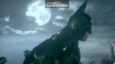 Batman: Arkham Knight демонстрация функций NVIDIA GameWorks