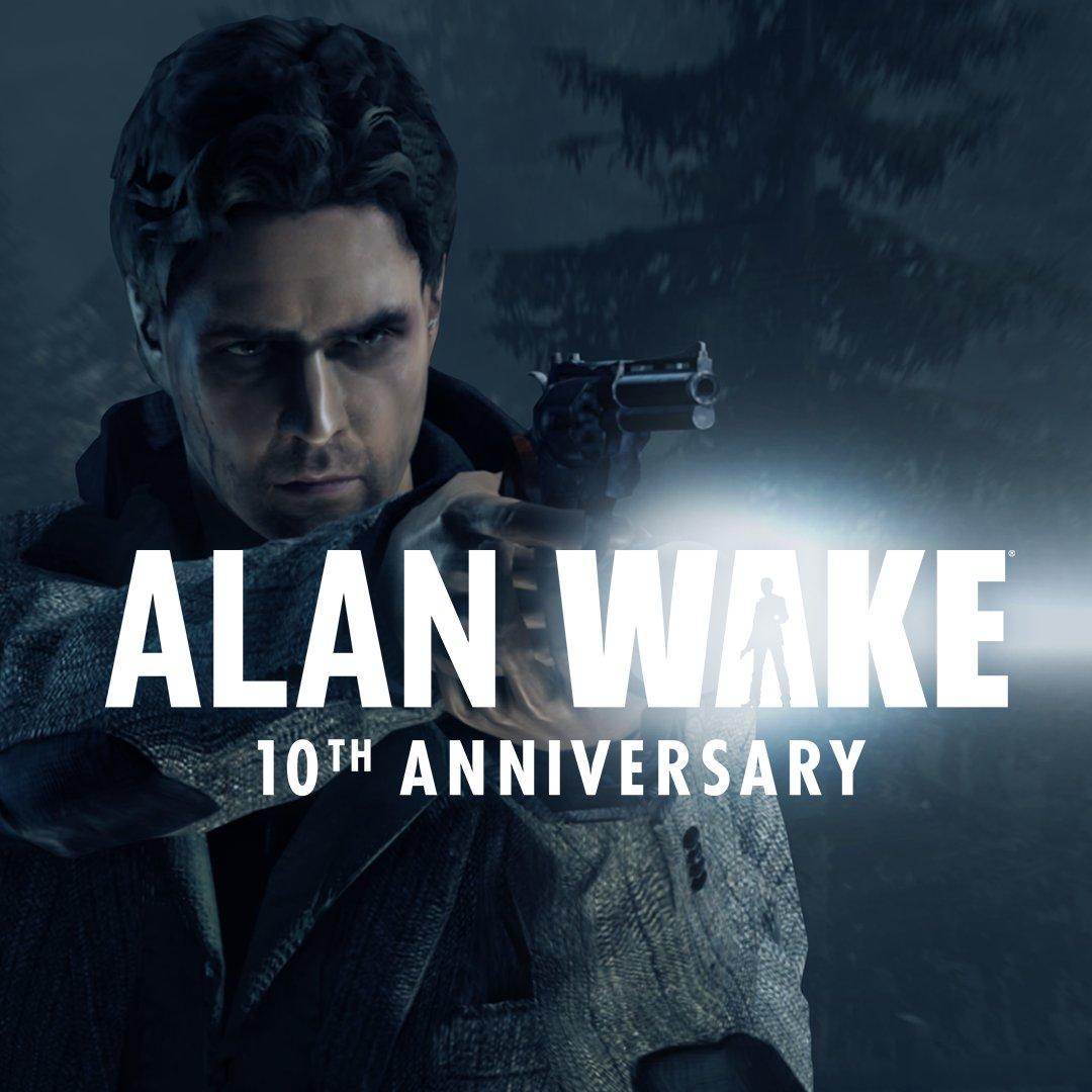 Alan Wake скидка 90% с завтрашнего дня