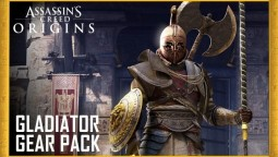 В Assassin's Creed: Origins появился набор Gladiator Pack