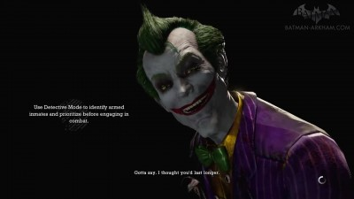 Return to Arkham Asylum - All Game Over Death Scenes. Конец игры