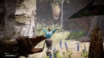"""Far Cry: Primal """"А мне летать охота!"""""""