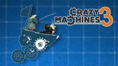 Видео к релизу физической головоломки Crazy Machines 3