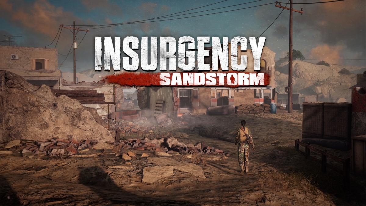 Insurgency: Sandstorm бесплатна, в течение следующих пяти дней