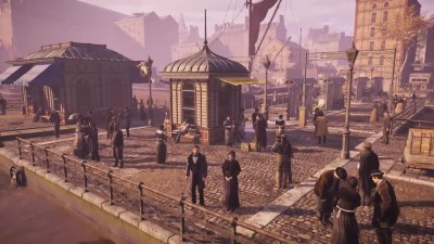"Assassin's Creed: Syndicate ""Темза"""