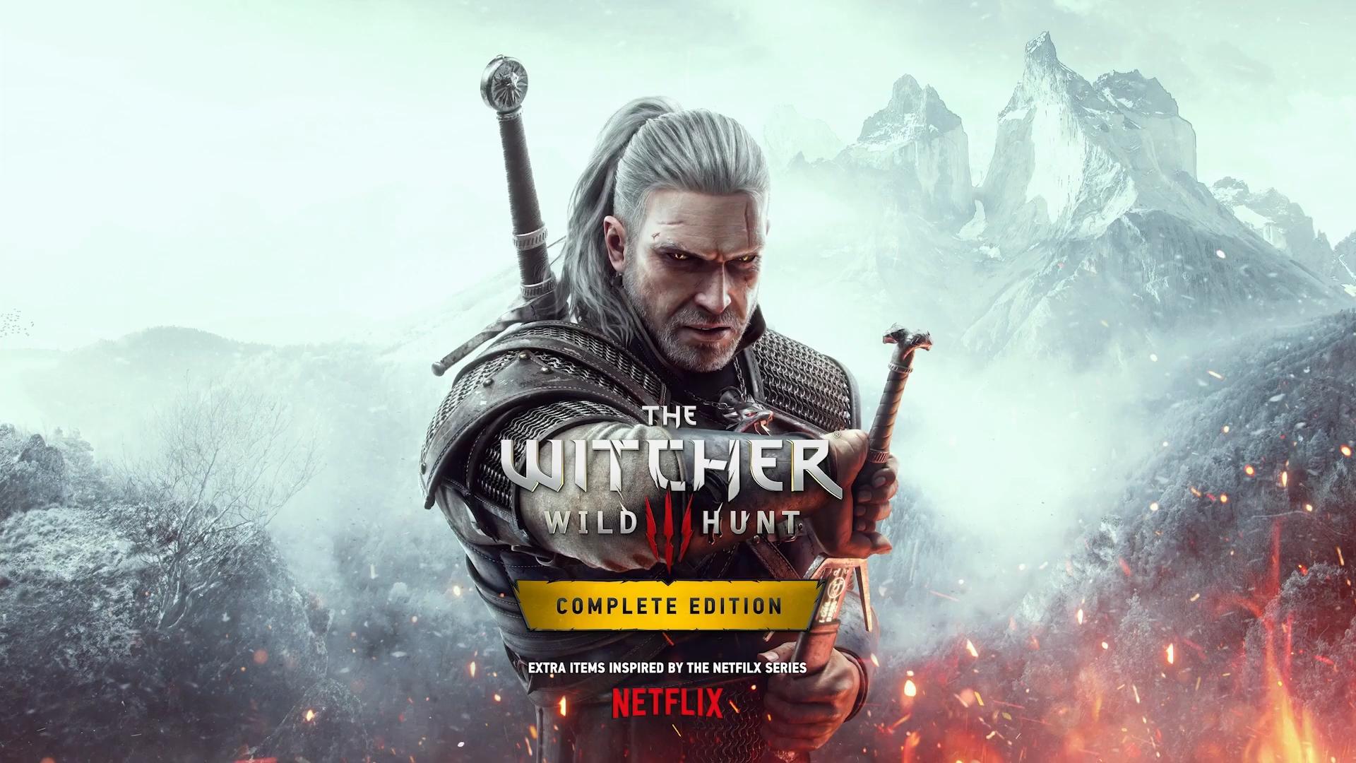 Ремастер The Witcher 3 получит улучшенную графику и новый контент из сериала от Netflix
