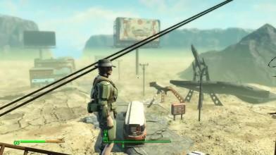 "Fallout 4: Обзор квестового мода ""The Train"""