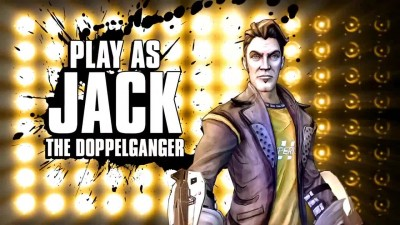 "Borderlands: The Pre-Sequel ""Трейлер дополнения Handsome Jack Doppelganger Pack"""