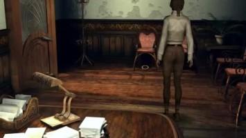 Прохождение Syberia #001: Анна Форальберг