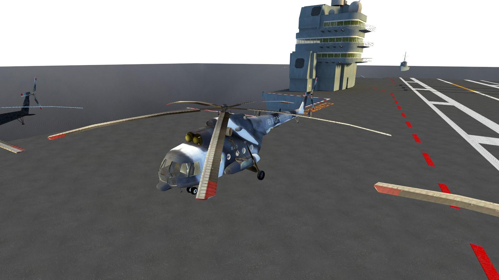 Скачать мод гарис мод 10 на вертолеты