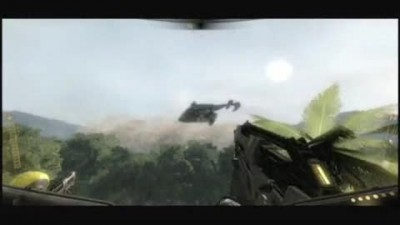 "Haze ""E3 2007 Jungle Gameplay"""