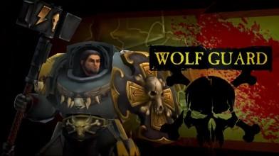 "Warhammer 40.000: Space Wolf ""Трейлер анонса"""