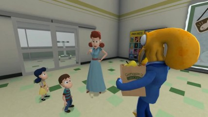 "Octodad: Dadliest Catch ""Трейлер (PS4)"""