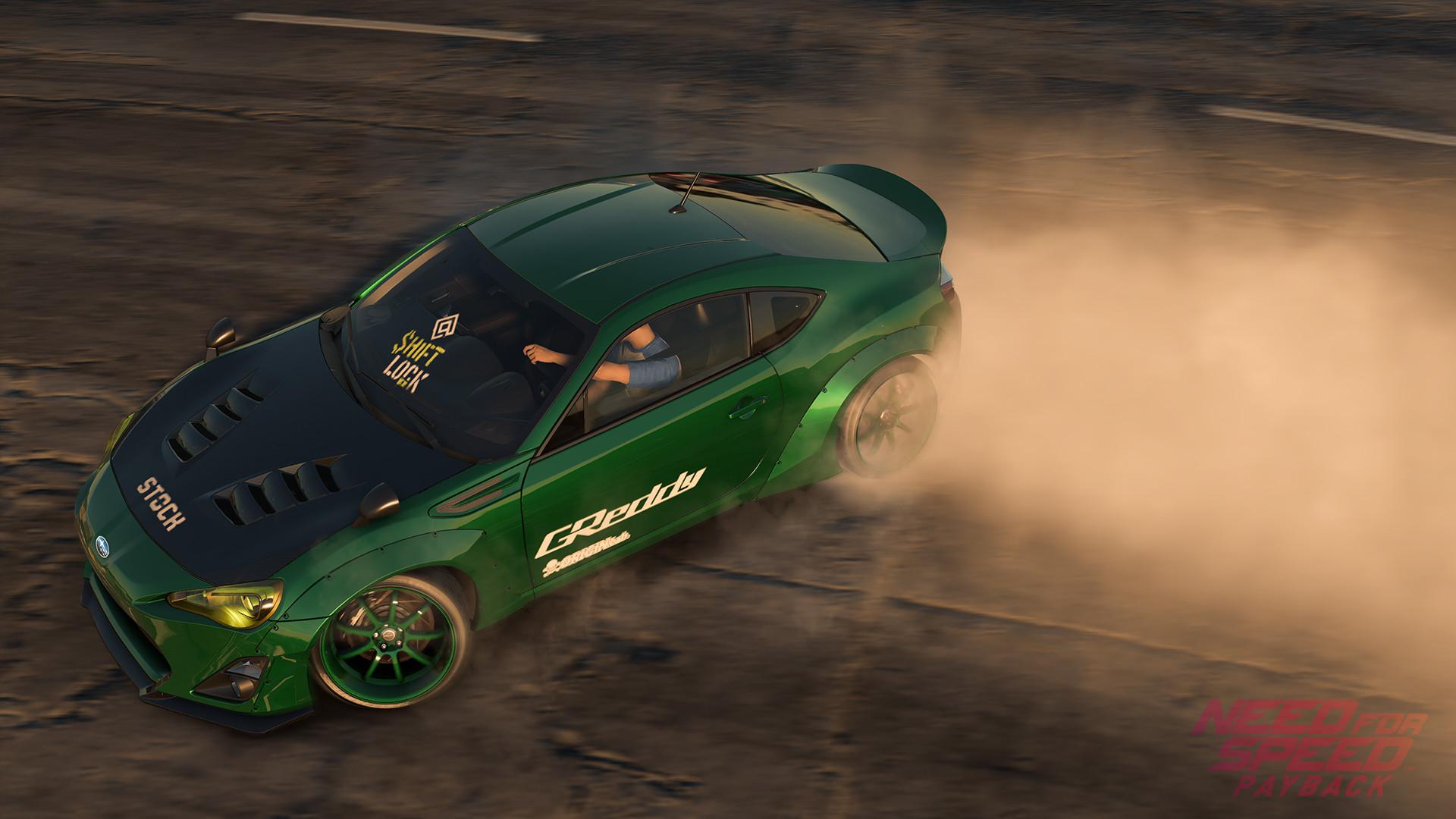 Опубликован список машин Need For Speed Payback Блоги блоги геймеров игровые блоги
