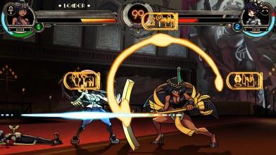 дебютный геймплей Skullgirls 2nd Encore для Nintendo Switch