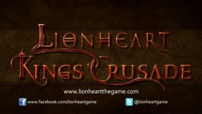 "Lionheart: Kings' Crusade ""New Allies DLC Trailer"""