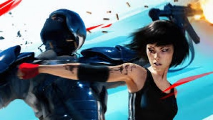Mirror's Edge на Unreal Engine 4