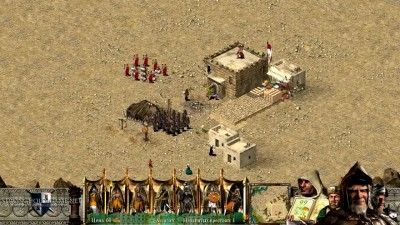 [Прохождение] Stronghold Crusader - Mission 5