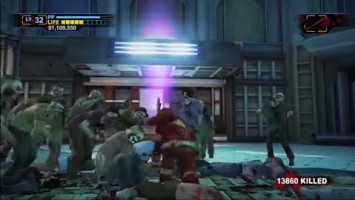 "Dead Rising 2: Off the Record ""Fireman Pack Trailer"""