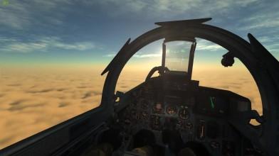 DCS: Плохая погода (Су-27 на пределе)