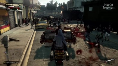 Пасхалки из зомби-слешера Dead Rising 3