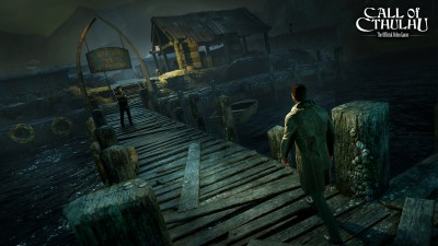 Два новых скриншота Call of Cthulhu: The Official Video Game