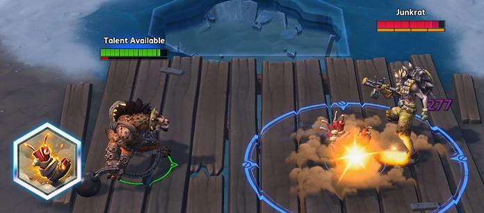 Blizzard опубликовала официальный обзор нового героя в Heroes of the Storm - Дробителя