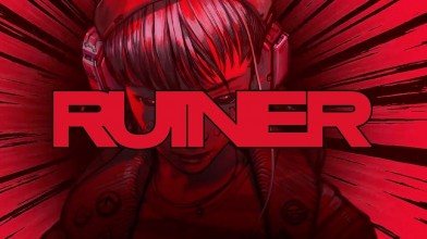 "Oценки Ruiner - ""адреналиновой киберпанк-версии Hotline Miami"""